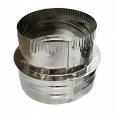 Переход 350х200 AISI 430 нержавеющая сталь 0,5 мм
