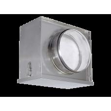 FBCr 355 Воздушный фильтр-бокс с фильтром для круглых воздуховодов
