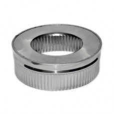 Заглушка 100/180 нержавеющая сталь