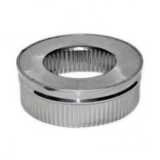 Заглушка 110/200 нержавеющая сталь