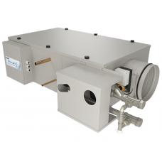 Breezart 1000 Aqua F с фреоновым охладителем приточная установка с охлаждением и нагревом