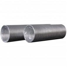 10ВА воздуховод гибкий алюминиевый гофрированный