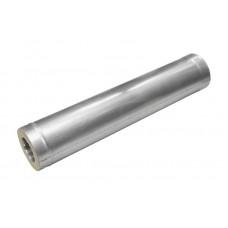 Сэндвич труба 120/200 L-1000 н/о нержавеющая сталь + оцинкованная сталь