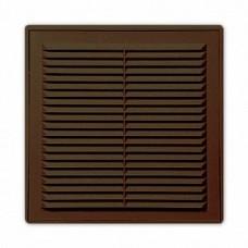 1515 Р коричневая пластиковая вентиляционная решетка разборная