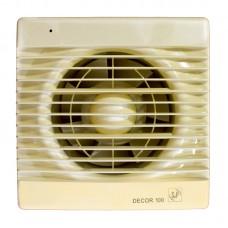 Decor 100C Ivory вентилятор накладной