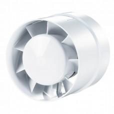 125 ВКО1-Л на подшипниках бытовой вентилятор канальный осевой пластик