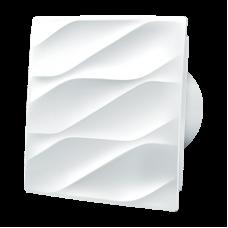 Bavaria 100 T с таймером бесшумный осевой вытяжной вентилятор