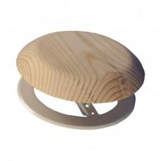 KD 125 деревянный универсальный диффузор