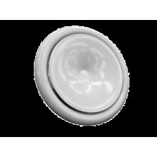 DVS-P 125 диффузор металлический приток