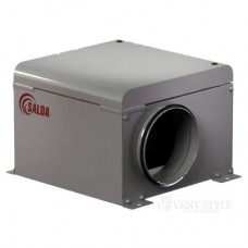 AKU 160 D вентилятор для круглых каналов