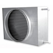 AVS 125 водяной нагреватель для круглых каналов