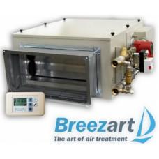 Breezart 1000 Aqua приточная установка с водяным нагревателем