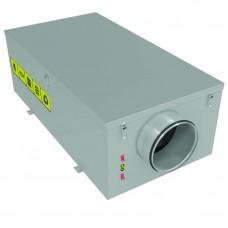 CAU 2000/3- 2.4/1 приточная установка с электронагревателем