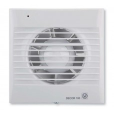 Decor 100C вентилятор накладной