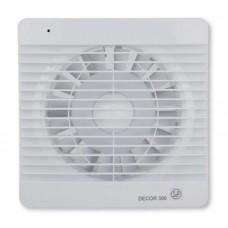 Decor 300CH вентилятор накладной с датчиком влажности