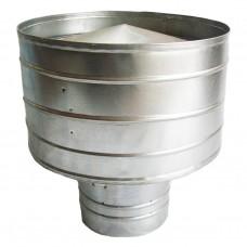 Дефлектор ф 350 из оцинкованной стали