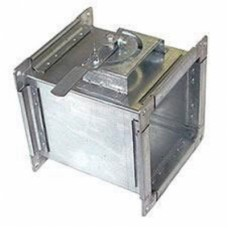 ДКП 500х300 дроссельный клапан прямоугольный из оцинкованной стали