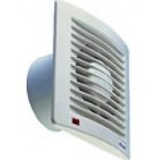 E-STYLE 100 PRO HT вентилятор накладной с датчиком влажности и таймером