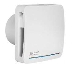 ECOAIR DESIGN 100 T с таймером центробежный малошумный вентилятор