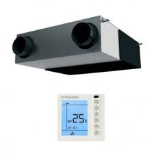 EPVS- 200 приточно-вытяжная вентиляционная установка