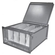 ФЛП 500х250  фильтр для прямоугольных каналов для мешочных фильтров