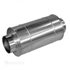 ГКР 125/600 шумоглушитель круглый