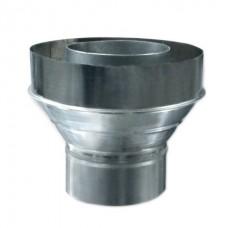Рюмка старт 110/200 н1/о из нержавеющей стали 1,0мм/ оцинкованной 0.5мм
