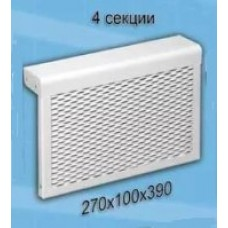 Экран 27х10х40 для радиаторов