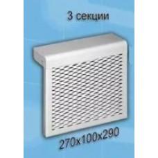 Экран 27х10х30 для радиаторов