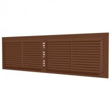 4513 РП коричневая решетка радиаторная