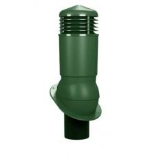 125/110 h500 изолированный зеленый К89-5 с проходным элементом для мягкой и фальцевой кровли