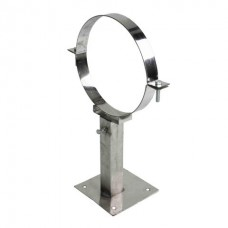 Хомут телескоп 250 для дымоходов
