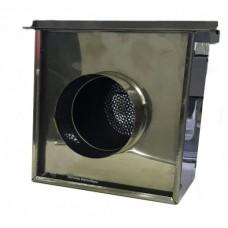 Корпус ФВ 125 из нержавеющей стали AISI 430 0.5 мм