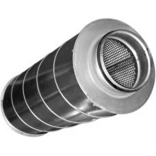 SCr 250/900 шумоглушитель Shuft для круглых воздуховодов