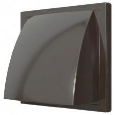 1515К12,5ФВ выход настенный коричневый с клапаном