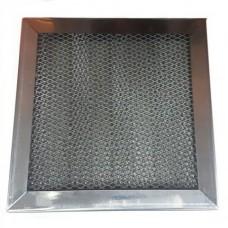 Кассета ЖУ 600х 600х17-3 из нержавеющей стали AISI 430 жироулавливающая трехслойная