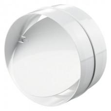1111 d100 соединитель с обратным клапаном пластиковый
