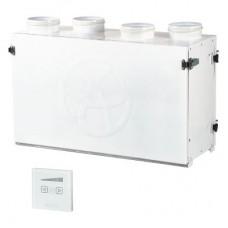 KOMFORT Ultra S250-H S12 Комнатная подвесная вентиляционная установка с рекуперацией тепла