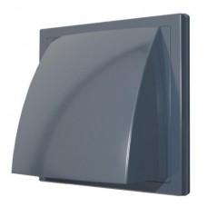 1515К10ФВ выход настенный серый с клапаном