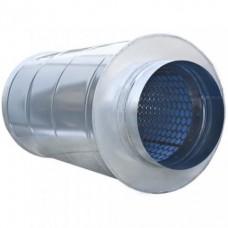 SAR 150/ 600 шумоглушитель для круглых каналов