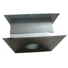 Короб ф100 оцинкованный сталь