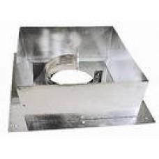 Короб ф110 нержавеющая сталь глянец