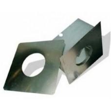Короб ф220 комбинированный нержавеющая сталь/оцинковка
