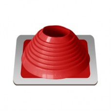 Мастер Флеш №6 (127-228) красный силикон кровельная проходка прямая