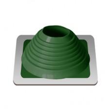 Мастер Флеш №6 (127-228) зеленый силикон кровельная проходка прямая