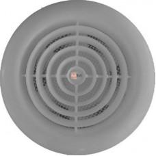MM 100 круглый серый осевой вентилятор