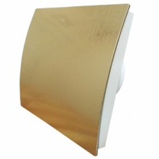 MM-P 01 золото Накладной вентилятор с обратным клапаном