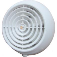 MMW с ИР вытяжной оконный вентилятор с инерционной решёткой