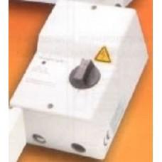 RE 3.2 с пятиступенчатым переключателем регулятор скорости для однофазных двигателей