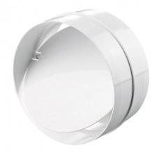 10 СКПО соединитель пластиковый с обратным клапаном